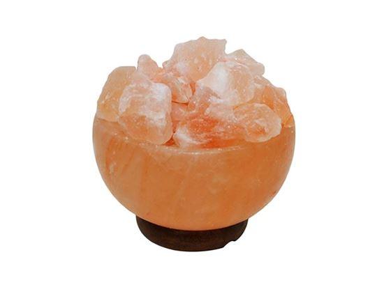 Immagine di Braciere di sale con pepite
